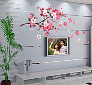 Dielian Peach Wall Stickers