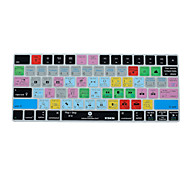 cheap -XSKN Premiere Pro CC Shortcut Keyboard Cover Silicone Skin for Magic Keyboard 2015 Version, US Layout