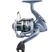 SHISHAMO BASIC5000 5.5:1, 6 Ball Bearings Spinning Fishing Reel, Right & Left Hand Exchangable