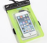 Недорогие -Сухие боксы Водонепроницаемые сумки Сотовый телефон Защита от влаги Подводное плавание и снорклинг PVC Черный