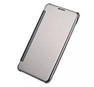 Luxury Clear View Mirror Flip Smart Case Cover For Samsung Galaxy A5/A7/A8/A9/A3(2016)/A5(2016)/A7(2016)/A910