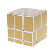 Недорогие -Кубик рубик Чужой Зеркальный куб Спидкуб Кубики-головоломки головоломка Куб профессиональный уровень Скорость Зеркальная поверхность