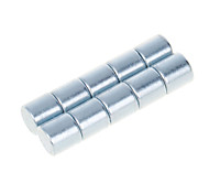 Magnet Toys Building Blocks Super Strong Rare-Earth Magnets 10 Pieces 3mm Toys Magnet Magnetic Cylindrical Gift