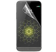 Недорогие -Защитная плёнка для экрана LG для LG G5 PET 1 ед. Ультратонкий