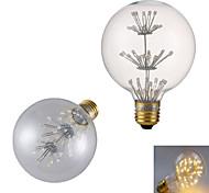 abordables -1pc 3000 lm E26/E27 Bombillas de Filamento LED PAR38 47 leds COB Decorativa Blanco Cálido AC 220-240V