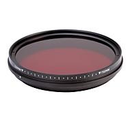 fotga® all-in-one einstellbar 530nm-750nm Infrarot-IR-Pass Röntgenobjektivfilter 72mm