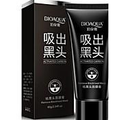 abordables -1 Máscara Húmedo Crema Blanqueo / Minimizador de Poros / Anti-Acné / Limpiadora / Puntos Negros Rostro Negro China BIOAQUA