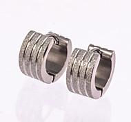 Муж. Серьги-гвоздики Серьги-кольца бижутерия Бижутерия Назначение Свадьба Для вечеринок Повседневные