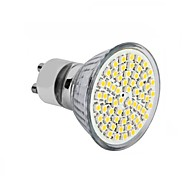 3.5 GU10 GU5.3(MR16) E26/E27 LED Spotlight MR16 60SMD SMD 2835 300-350 lm Warm White Cold White 3000-6500K K Decorative AC 220-240 DC 12