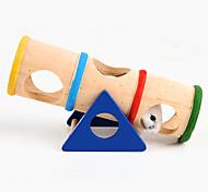 Hamster Wood Multi-function Cosplay Exercise Wheels