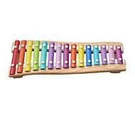 древесина желтый ребенок рука стучать фортепиано для детей все музыкальные инструменты игрушки