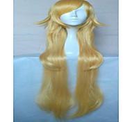 3 цвета Новые стильные косплей парик парики из синтетических волос Длинные свободные волнистые анимированные парики парики партии