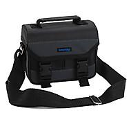 Черный-Сумки-С открытым плечом-Защита от пыли-Цифровая камера- дляУниверсальный / Canon / Nikon / Olympus / Sony / Samsung / Pentax /