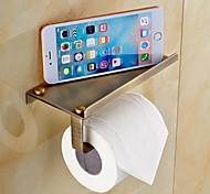 Недорогие -Держатель для туалетной бумаги Античный Латунь 1 ед. - Гостиничная ванна