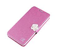 For Samsung Galaxy Case Card Holder / Rhinestone / Flip Case Full Body Case Glitter Shine Hard Metal SamsungJ7 (2016) / J7 / J5 (2016) /