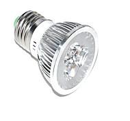 1pc 3w e26 / e27 привели растут огни 3 светодиода высокой мощности 2red 1blue ac85-265v