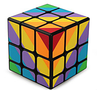 Rubik's Cube YongJun Smooth Speed Cube 3*3*3 Magic Cube Professional Level Speed ABS New Year Children's Day Gift