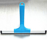 Window Cleaning Brush Easy Use,Plastic / Silicone(Random Colours)