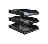 cheap -A Combination Of Three File Tray Office Documents Tray Dedicated File
