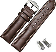 cheap -Watch Band for Gear S2 Samsung Galaxy Sport Band Classic Buckle Leather Loop Leather Wrist Strap