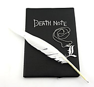 cheap -Jewelry Inspired by Death Note Cosplay Anime Cosplay Accessories Necklaces Alloy Men's Women's New Hot