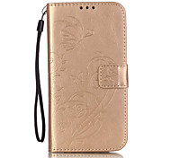 cheap -Embossed Card Can Be A Variety Of Colors Cell Phone Holster For Samsung S Series Model S8 PLUS S8