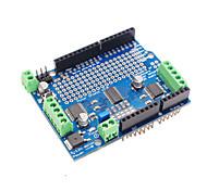 Недорогие -Двигатель / шаговый / серво / робот щит постоянного тока v2 ступая модуль серводвигателя