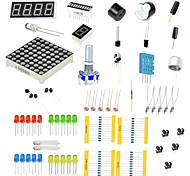 Landa Tianrui tm-sensore kit fai da te per Arduino / Raspberry Pi - blu + nero + multi-color