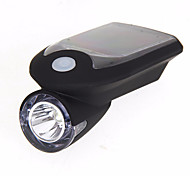 Bike Lights Front Bike Light Safety Lights LED - Cycling Waterproof Easy Carrying Smart Mobile Battery 240 lum Lumens Solar USB