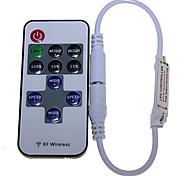cheap -Strip Light DC2.1 Lnterface 72W / 144W Dimmable/Infrared Sensor Remote Switch Control Range 15 M (DC5-24V)
