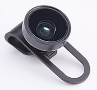skina cp-16 160 ° ojo de pez (en la esquina no oscuro) negro / blanco