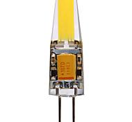 2,5W G4 LED Doppel-Pin Leuchten MR11 4 Leds COB Wasserfest Dekorativ Warmes Weiß Kühles Weiß 250lm 2800-3200/6000-6500K DC 12 AC 12 AC 24