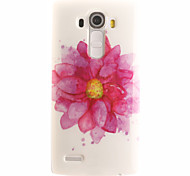 cheap -Flower Painting Pattern TPU Soft Case for LG G4/G4Mini/G4C/G3Mini/G3