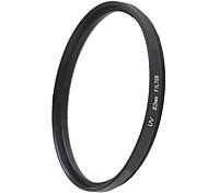 EMOBLITZ 82mm UV ultravioleta filtro protector de lente negro