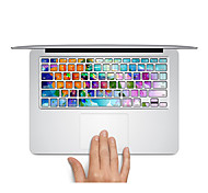 "Keyboard Decal Laptop Sticker Flower Pattern for MacBook Air 13"" MacBook Pro Retina13'/15"" MacBook Pro15"" MacBook Pro17"