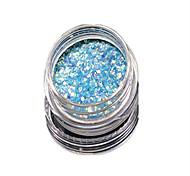 1 Bottle Nail Art Match Color Highlight Glitter Shining Colorful Powder Nail Makeup Beauty 10