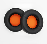 cheap -2Pcs 90mm Replacement Ear Pads Ear Cushion For Razer Kraken Game Headphones