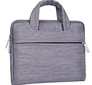 "Handbag for MacBook 15.4"" Solid Color Nylon Material Cowboy Series Laptop Bag Business Shakeproof"