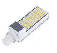 abordables -6.5W E14 G23 G24 E26/E27 Luces LED de Doble Pin T 35 leds SMD 5050 Decorativa Blanco Cálido Blanco Fresco 750-800lm 3000/6000K AC 85-265