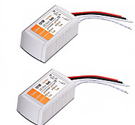 2PCSAC 110-240V to DC 12V 18W LED Voltage Converter High Quality