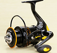 cheap -Spinning Reels 5.2/1 13 Ball Bearings Exchangable Spinning Lure Fishing - AD2000-5000
