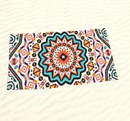 Недорогие -Свежий стиль Пляжное полотенце,Реактивная печать Высшее качество 100% микро волокно Полотенце