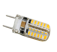 3W G8 LED Bi-pin Lights T 48 SMD 3014 250-300 lm Warm White Cold White K Decorative AC 110-130 V