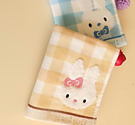 Fresh Style Wash Cloth,Jacquard Superior Quality Polyester/Cotton Blend Towel