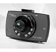 cheap -g30 1080p / Full HD 1920 x 1080 Car DVR 120 Degree Wide Angle 4.3 inch Dash Cam with Night Vision / Loop-cycle Recording Car Recorder