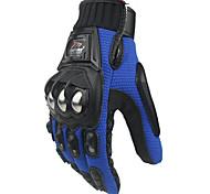 Недорогие -сумасшедшие мотоциклы перчатки сплав защитные для езды / гонок / внедорожники