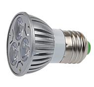e26 / e27 светодиодный прожектор mr16 3 smd 250lm теплый белый 2700k декоративный AC 220-240v