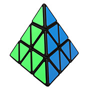cheap -Rubik's Cube shenshou Pyramid 3*3*3 Smooth Speed Cube Magic Cube Puzzle Cube Professional Level Speed Gift Classic & Timeless Girls'
