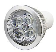 3.5 gu10 led spotlight mr16 4led высокая мощность водить 400-500lm теплый белый холодный белый 2700k / 6500k декоративный ac 85-265v