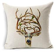cheap -1PC Household Articles Back Cushion Novelty Originality Fashionable Animal Print Single Pillow Case